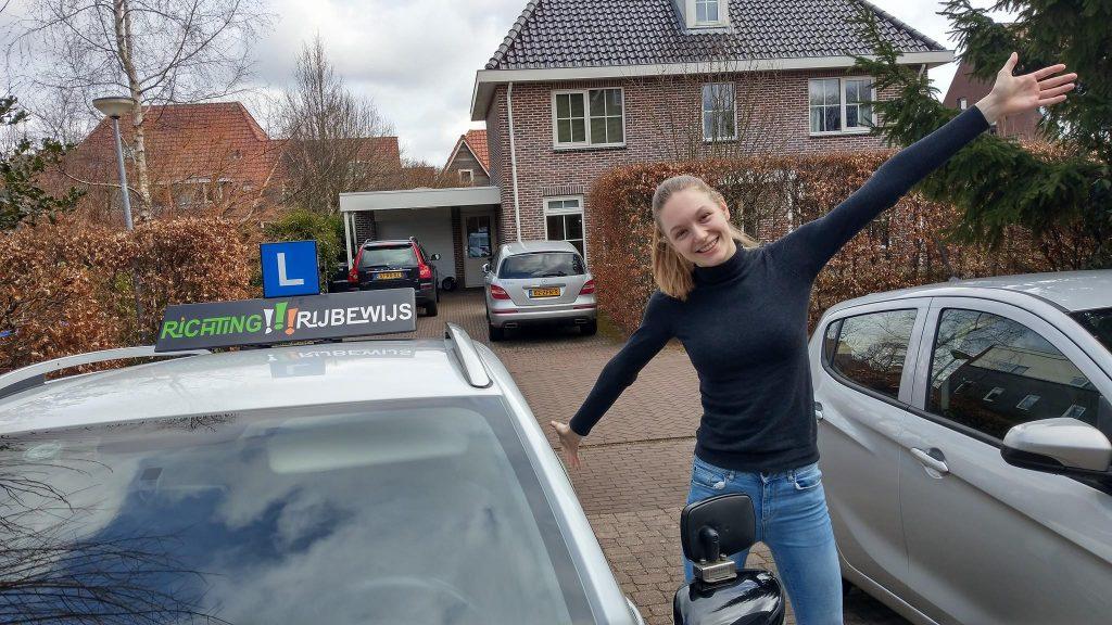 Esther-rijbewijs-halen